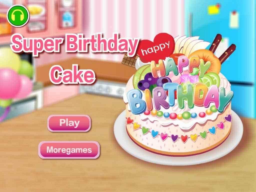 Adden, ich girl cake games hot