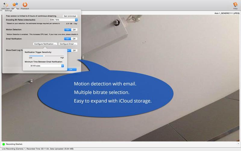 DVR.Webcam Screenshot - 4