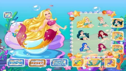 Mermaid Fashion Salon