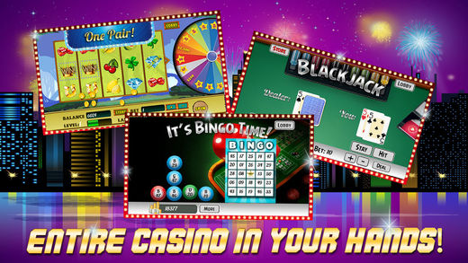 Luxury Bash Casino - Hottest Casino Games with Multiple Slots Real Blackjack Free Bingo and Video Po