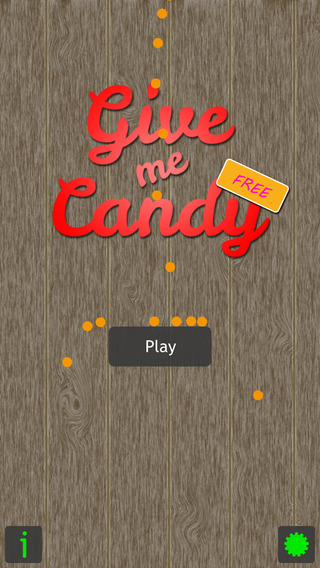 Give Me Free Candy
