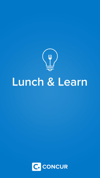 Concur Lunch Learn