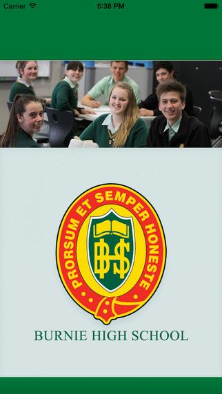 Burnie High School - Skoolbag