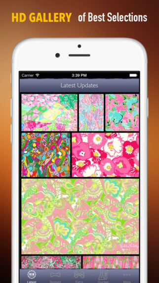 Wallpaper for Lilly Pulitzer Design HD and Quotes Backgrounds Creator with Best Prints and Inspirati