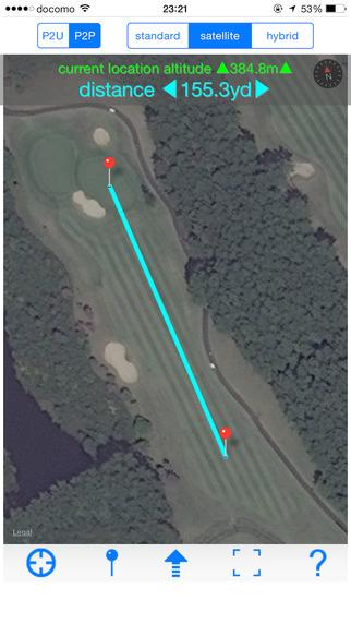 RangeFinderEZ - 距離測定