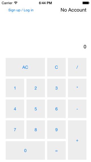 Local Calculator