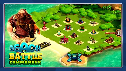 Beach Battle Commander : Aerial Sniper Warfare of Nations FREE
