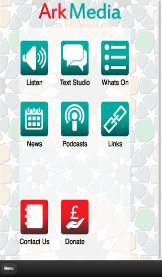 Ark Media App