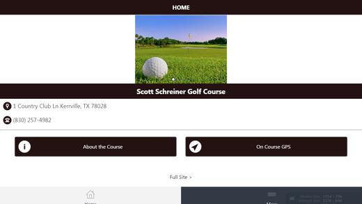 Scott Schreiner Golf Course