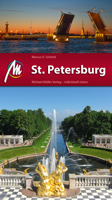 St. Petersburg MM City – Stadtführer zum Selbstentdecken