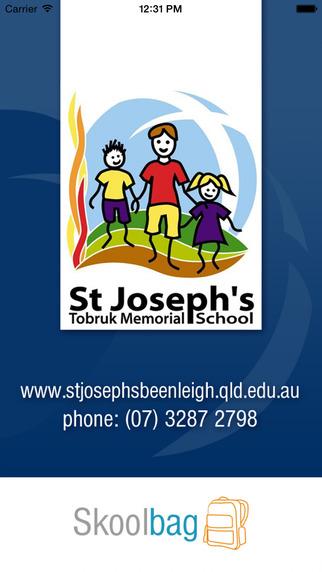 St Joseph's Tobruk Memorial School - Skoolbag