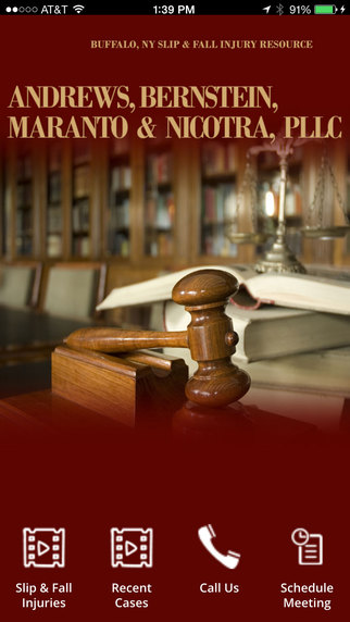 WNY Injury Lawyers Slip Fall