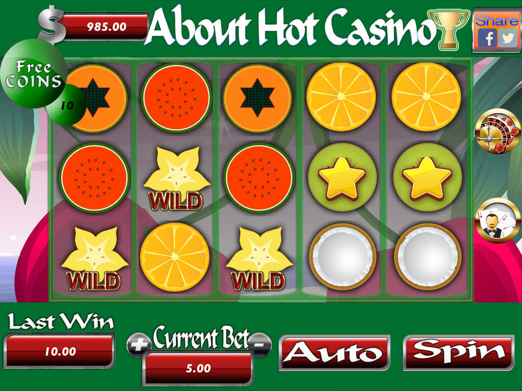 online casino for fun sizing hot