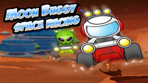 Moon Buggy Space Racing