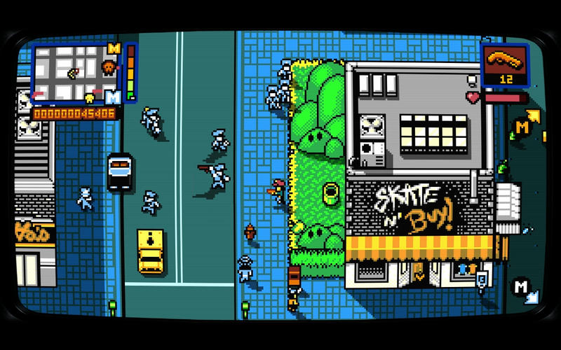 Retro City Rampage DX Screenshots