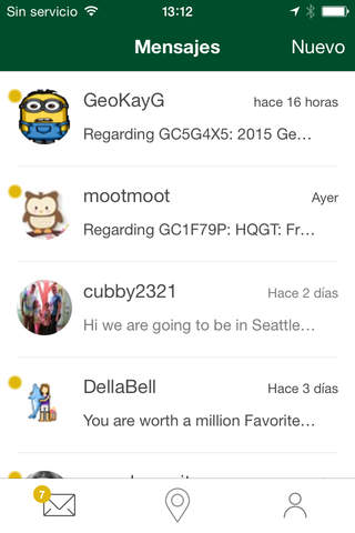 Geocaching® - Treasure Hunt screenshot 3