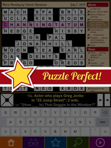 Celebrities Crossword Puzzles and Crosswords - FunTrivia