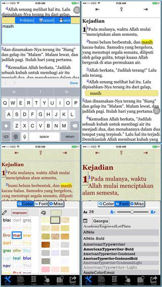 Alkitab Indonesian bible Library