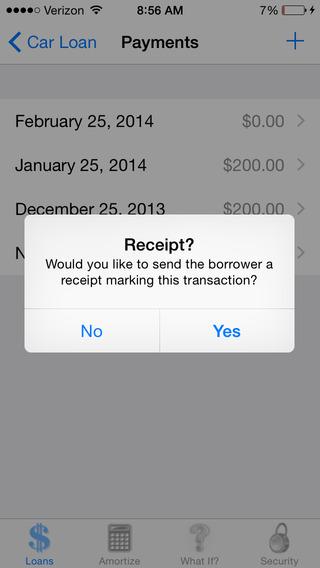 iLoan - Personal Loans iPhone Screenshot 3