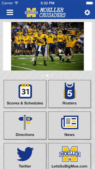 Moeller High School Sports