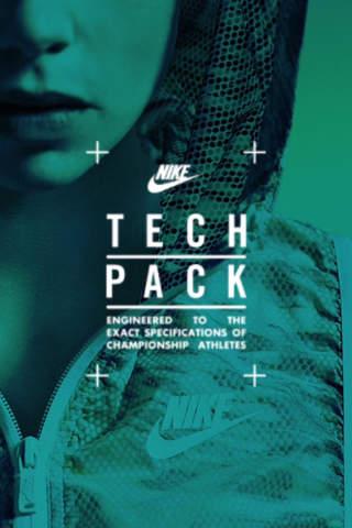 Nike Tech Pack screenshot 1