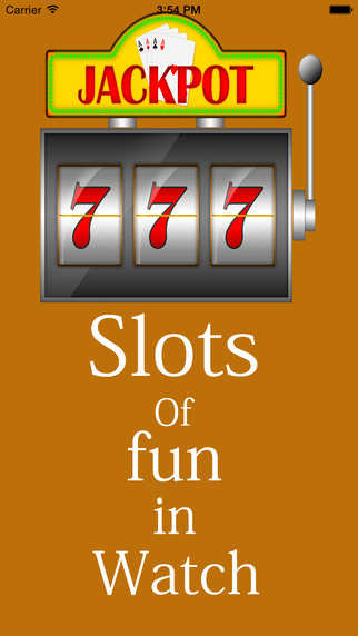 Slots of Fun in Watch