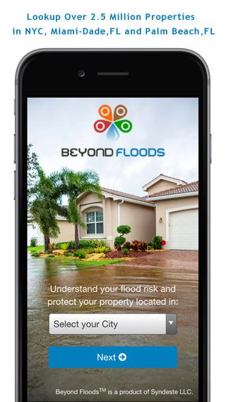 Beyond Floods