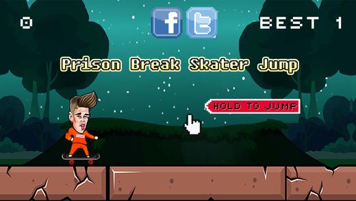 Prison Break Skater Jump