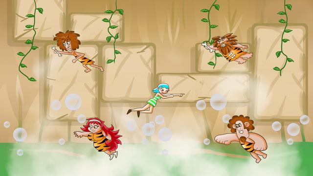 Stone Age Adventure – Messy Caveman Wild Game
