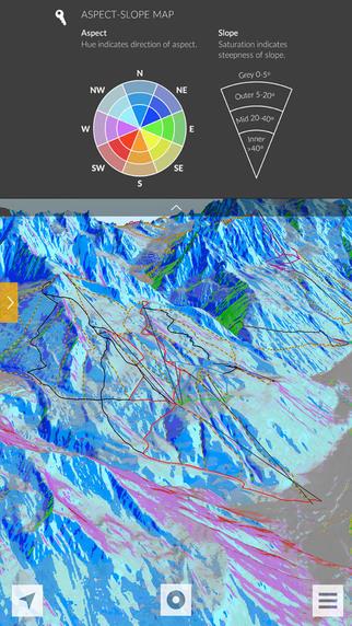 FATMAP Ski - 3D Piste Freeride Maps GPS Tracking Resort Guides