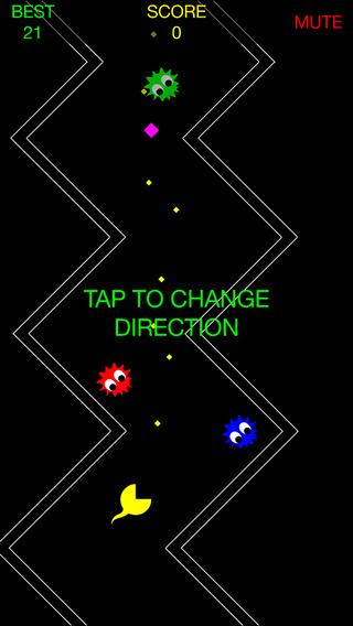 【免費遊戲App】Tap Man Run-APP點子