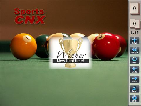 SportsCNX iPad Screenshot 4