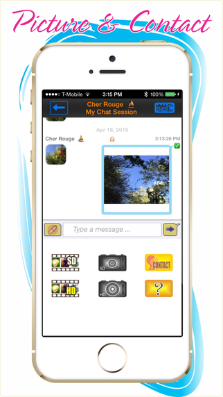 QIK CHAT Screenshots