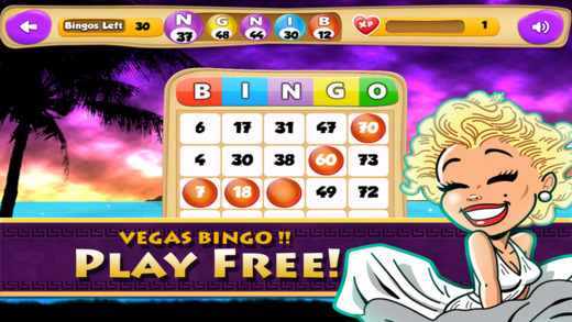 AAA Summer Fun Bingo HD – Hot Blingo Casino with Big Bonus