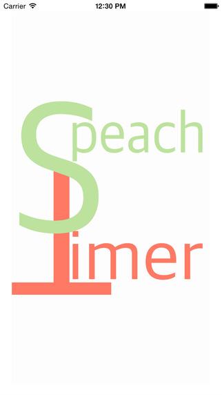 SpeachTimer