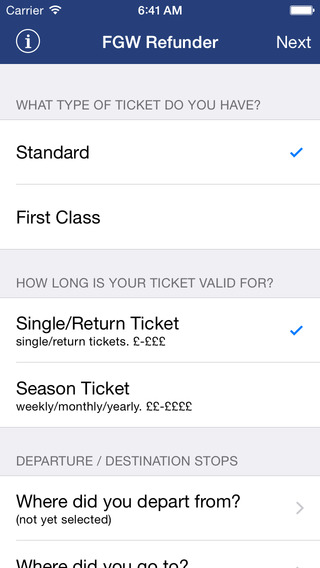 First Great Western Refunder