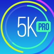5公里跑步训练专业版!由Red Rock Apps呈现的训练计划、GPS和跑步提示