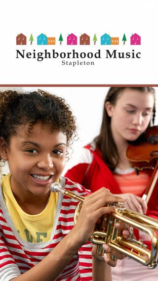 【免費健康App】Neighborhood Music Stapleton-APP點子