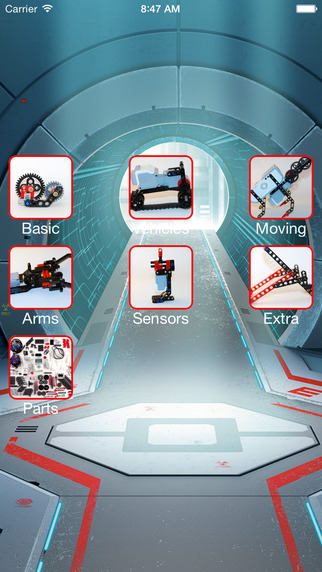 Ideas for LEGO® MINDSTORMS®