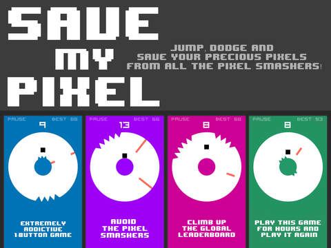 Save My Pixel (Ad-Free) на iPad