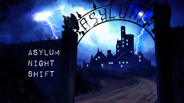 恐怖游戏 守夜人:Asylum Night Shift [iOS]