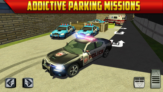 police mission games