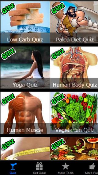 Diet Quiz - Unveil Secret about Healthy Recipe and Food to Burn Fat and Lose Weight Fast