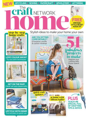 the craft network magazine by time inc uk ltd. Black Bedroom Furniture Sets. Home Design Ideas