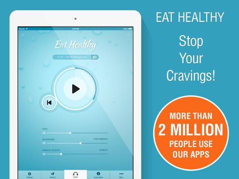 【免費健康App】Eat Healthy Hypnosis - PRO The Recipe for Motivation to Lose Weight and Get Low Belly Fat and Blood Sugar Fast Eating a Health Food Diet-APP點子