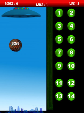 Math City HD - Simple Maths game for kids Screenshots