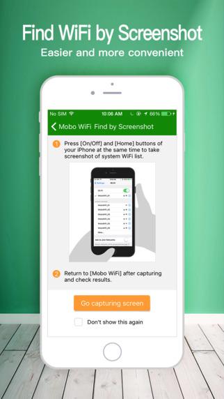 Mobo WiFi Pro &  One key connection sharing free WiFi master keys Screenshots