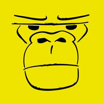 Gorillapp 生活 LOGO-玩APPs