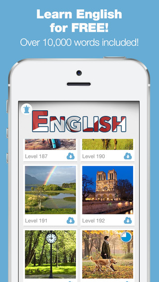 Learn English Games Academy - Free Vocabulary Conversation Lessons