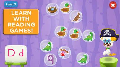 Bubble Puppy:  Play and Learn - Educational App